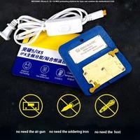 Механическая постоянная температура IPHONE X XS Max материнская плата ламинирование отдельный слой удалить клей слой ing демонтажная платформа