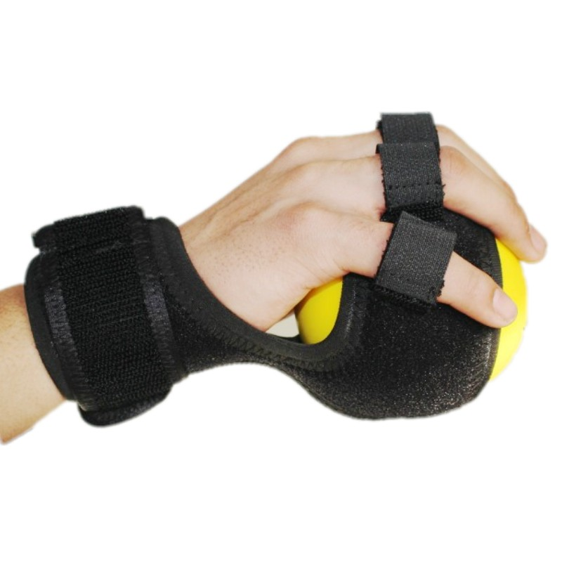 Hands PHYSIOTHERAPY & REHABILITATION Training Ball Anti-Spasticity Finger Orthosis Remedial exercises Hand Functional Impairment ヒステリック ミニ 高 画質
