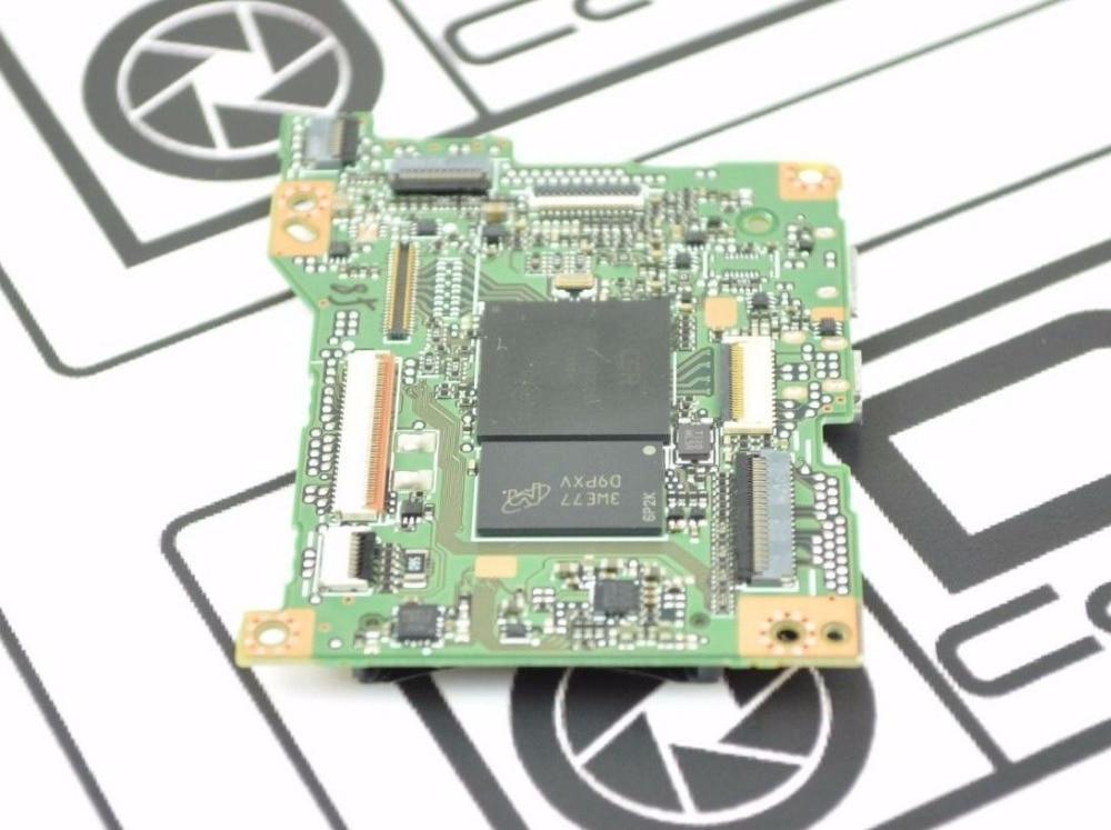 Test OK 90% nouveau forNikon Coolpix P600 carte principale MCU lecteur de carte SD pièce de rechange réparation