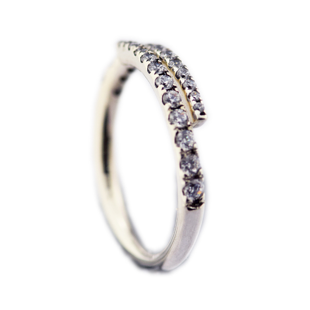 b34dfc4f2 Authentic 100% 925 Sterling-Silver-Rings Shooting Star Ring AAA Cubic  Zirconia Trendy Rings for Women Fine Jewelry