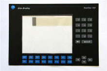 ALLEN BRADLEY 2711-B10C PANELVIEW 1000 SCREEN OVERLAY REPLACEMENT 2711-B10G, HAVE IN STOCK