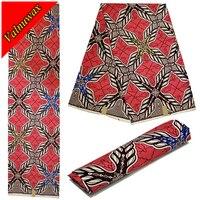 Wholesale Nigeria Dress Patchwork 6yards Lot Ankara African Super Hollandais Wax Prints Fabric 100 Cotton Textiles
