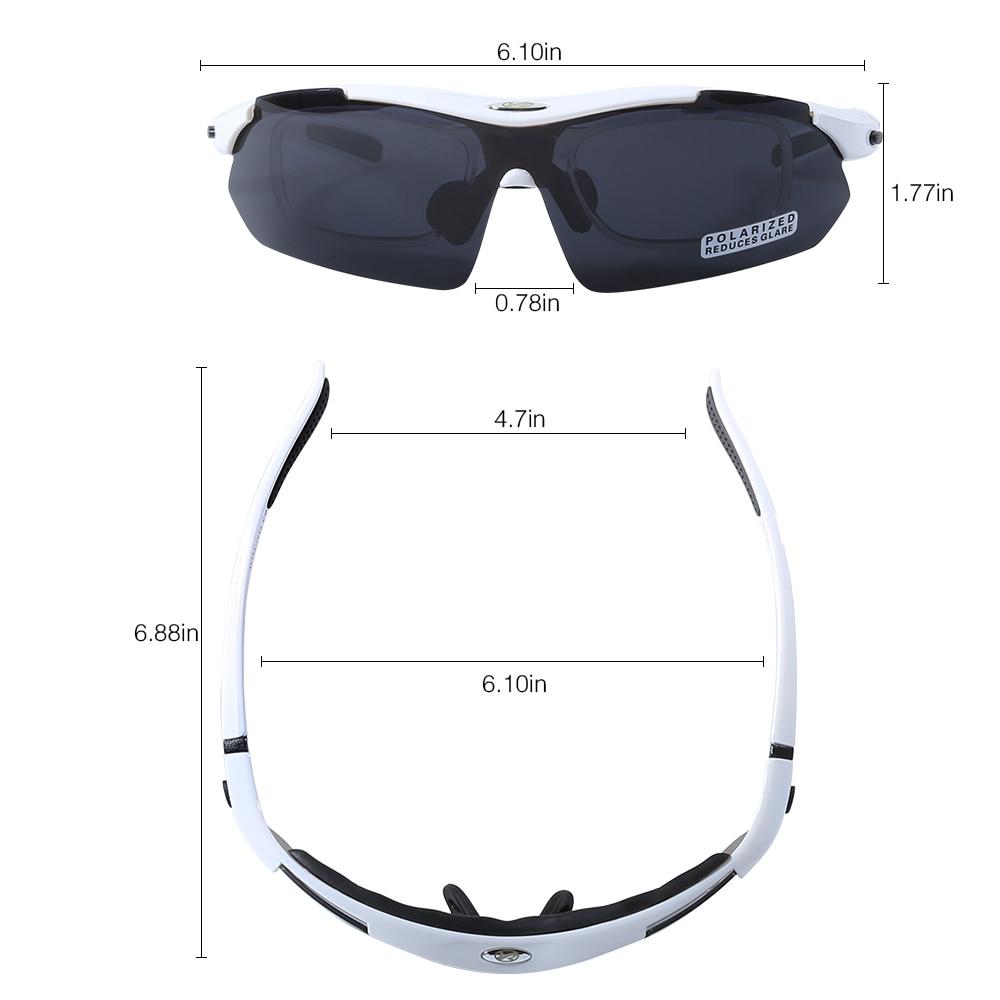 HD Ultraligh Polarized Ciclismo Bicicleta Óculos Óculos de Sol Óculos De  Pesca 5 Lenes UV400 Anti-reflexo Condução Oculos Homens Ciclismo 80897bcdb5