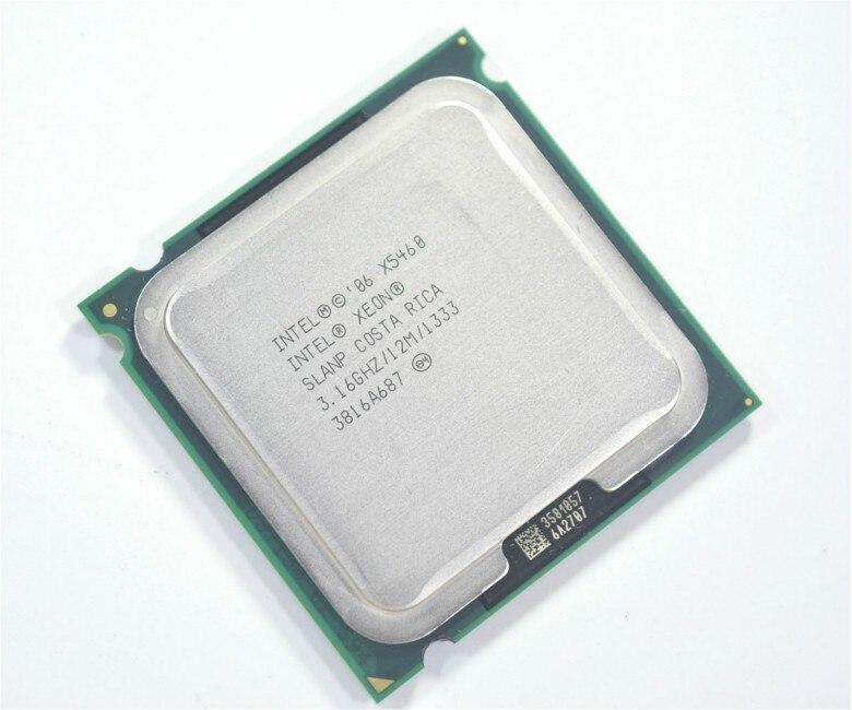 Intel Xeon x5460 Processor 3.16GHz 12M 1333Mhz CPU works on LGA 775 motherboard