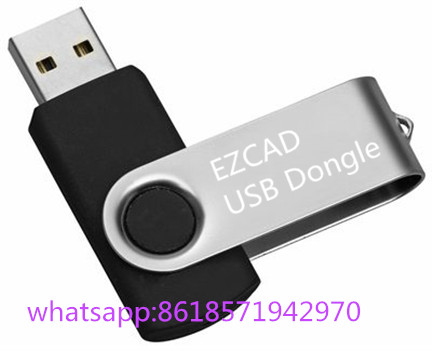 Factory directly sale Laser parts USB Dongle for EzCard CO2 Fiber Laser Machine Software and Control Board Driver