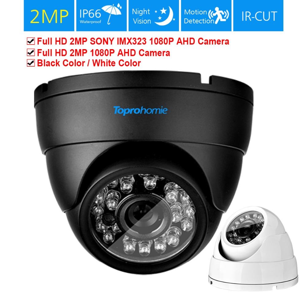Security & Protection Faithful Heanworld Sony Hd Ip Camera 1080p Outdoor & Indoor Waterproof Camera With Great Night Vision Cctv Security Camera