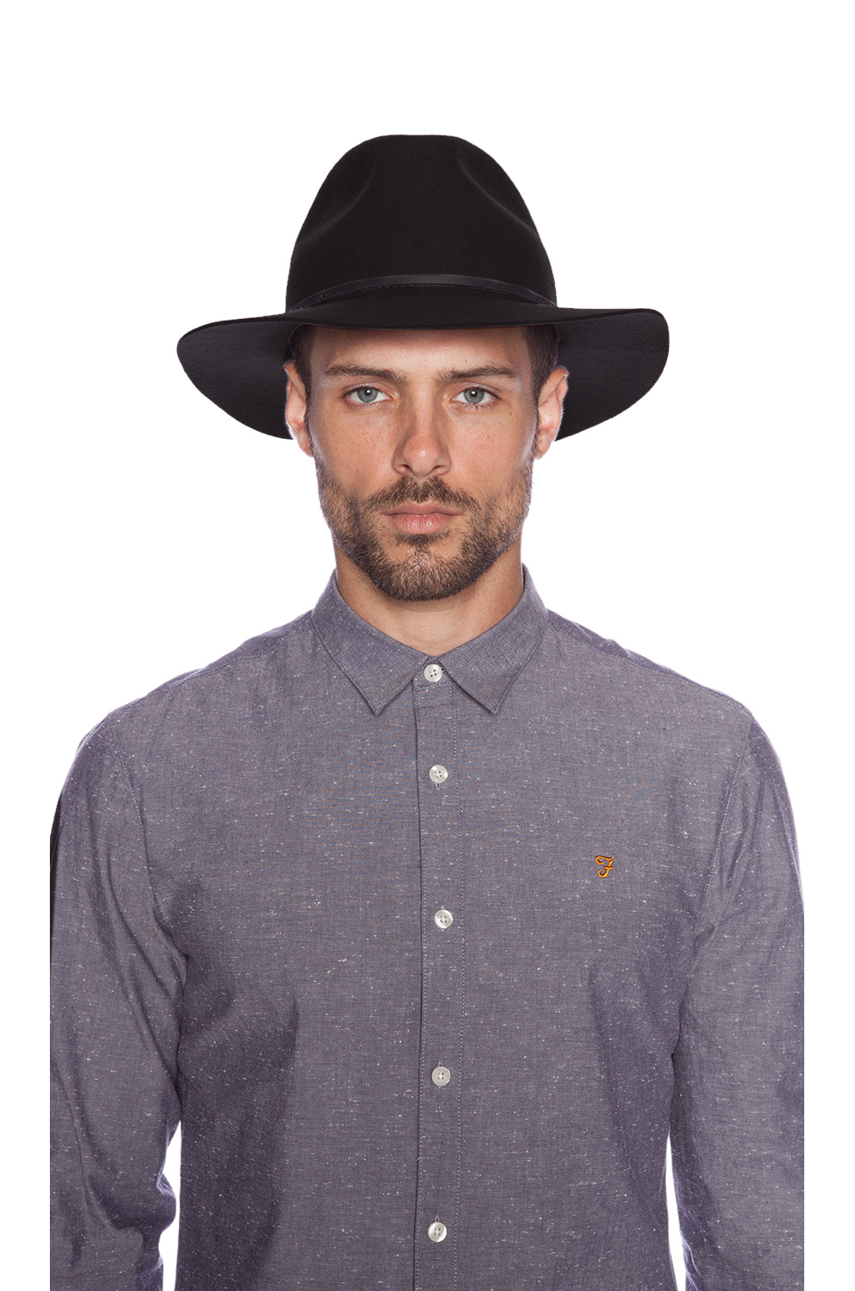 79d2ef1f671 Fashion 100% Wool Summer Women s Men s Crushable Genuine Felt Fedora Bush  Sun Hat Trilby Gorra Toca Sombrero with leather band-in Fedoras from  Apparel ...