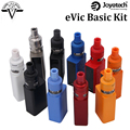 Original Joyetech eVic Basic Kit 2ml Cubis pro mini with 60W 1500mah Vape Box Mod the Upgraded Version of eVic Basic 40W Kit
