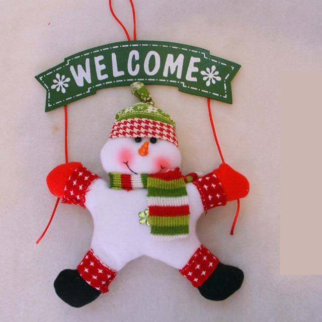 Snowman Outdoor snowman decoration 5c64ef1f44be8