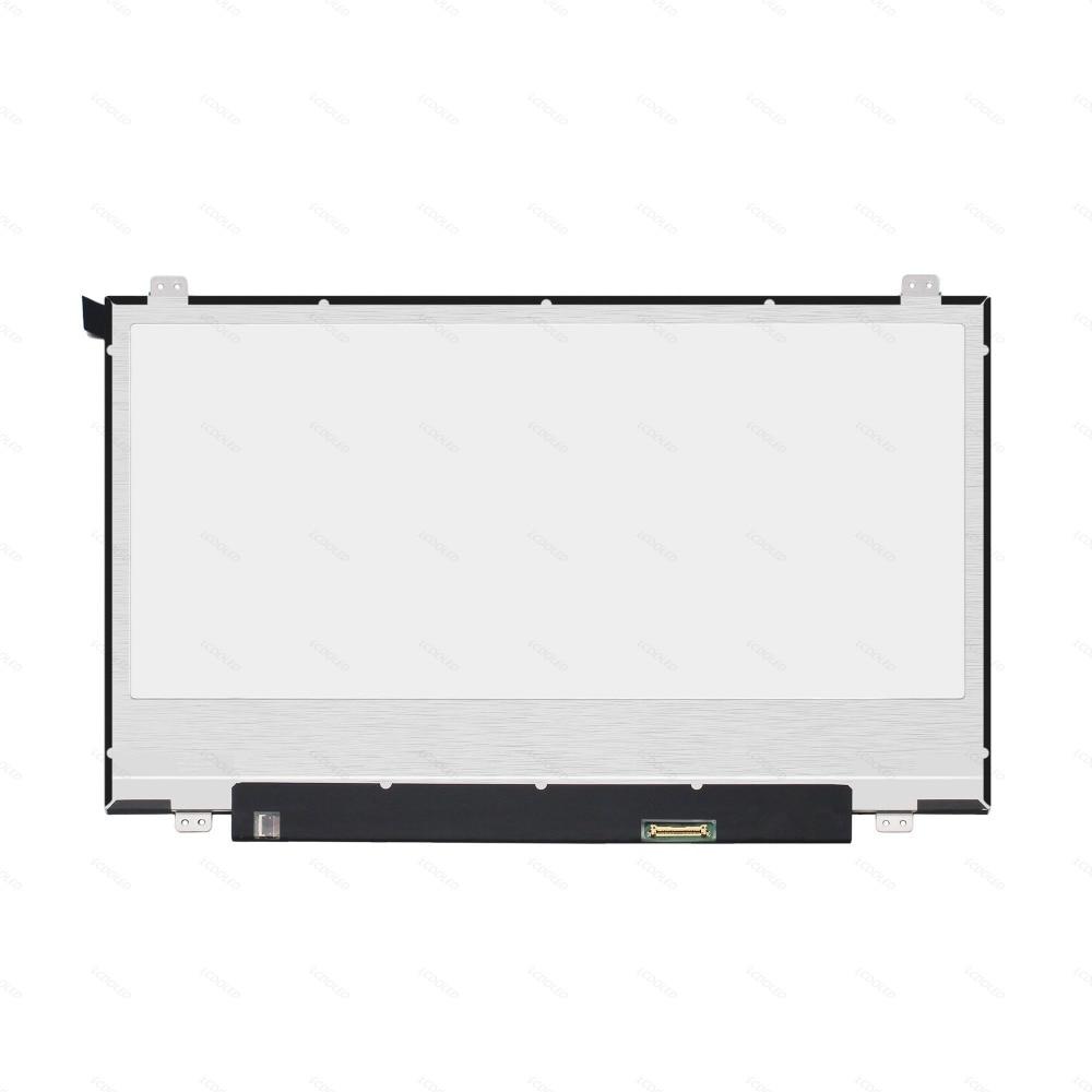 14''FHD LCD LED Screen Display Panel Matrix NV140FHM-N62 V8.0 For Lenovo ThinkPad T470P T480S T440S 1920x1080 30 pin FRU 00NY446 цена