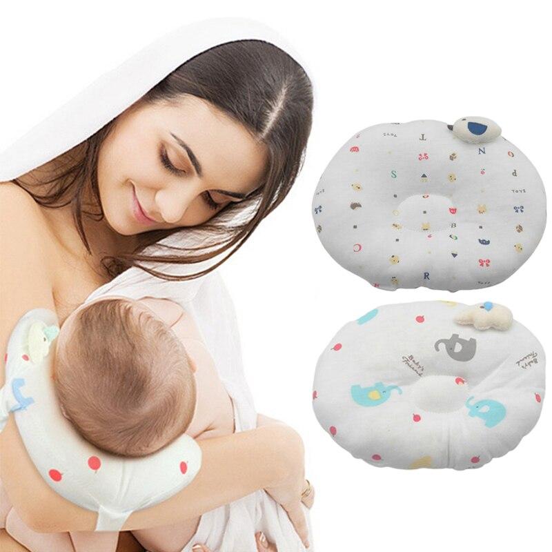Multifonction bébé alimentation allaitement oreiller infantile allaitement oreiller bébé Cartton oreiller protéger bras soutien coussin pour maman