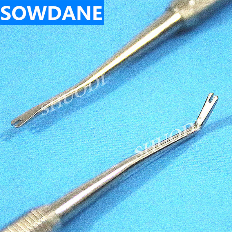 Dental Orthodontic Double Ended Ligature Director Curved,Fine Narrow Dentist Tool Instrument