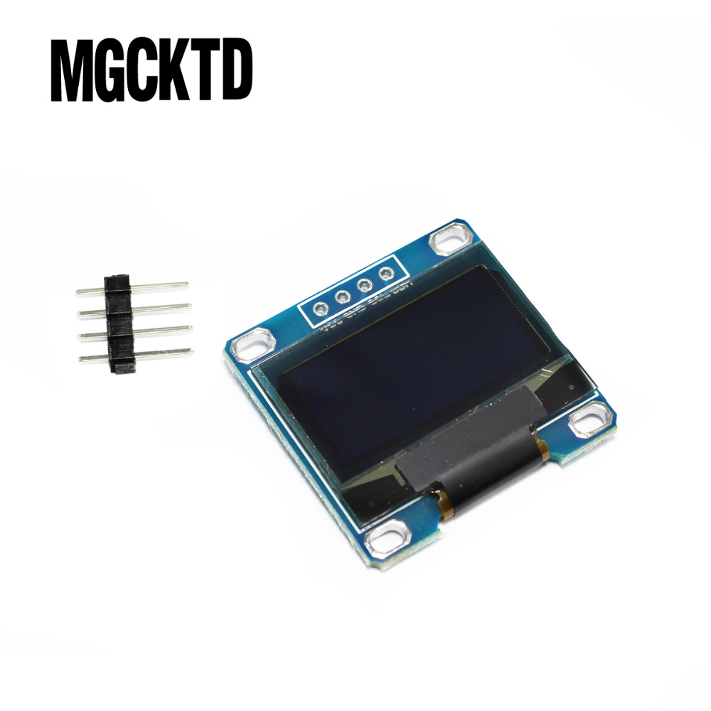1pcs  0.96 Inch OLED Module New 128X64 OLED LCD LED Display Module For Arduino 0.96