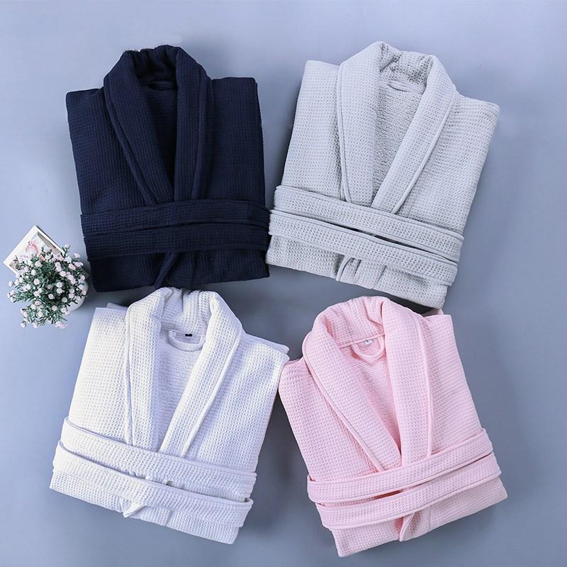 Winter Bathrobe Women Robe Cotton Casual Home Wear Long Sleeve Kimono robe Gown Thick Warm Sleepwear Nightgown Christmas gift in Robes from Underwear Sleepwears