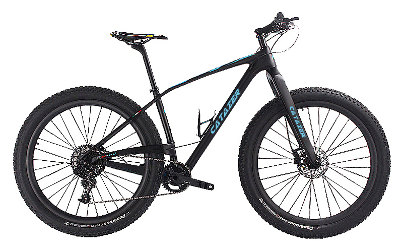 "HTB1HaFRaXzsK1Rjy1Xbq6xOaFXao - Catazer Carbon Mountain Bike 17""/19""21"" Carbon Fiber Frame Bicycle 29er Wheel 20 Speeds Profession MTB Bicycle Disc Brake Bike"