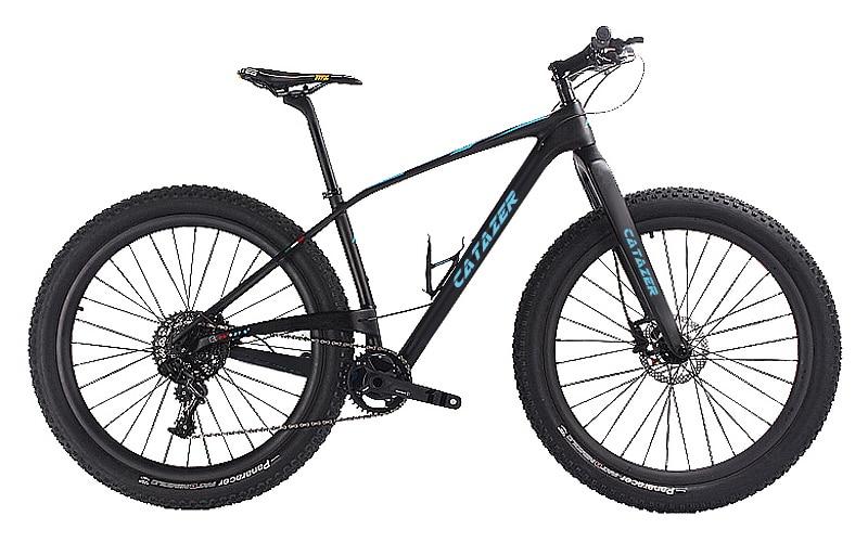 """HTB1HaFRaXzsK1Rjy1Xbq6xOaFXao - CATAZER Carbon Mountain Bike 17""""/19""""21"""" Carbon Fiber Frame Bicycle 26er Wheel 20 Speeds Profession MTB Bicycle Disc Brake Bike"""