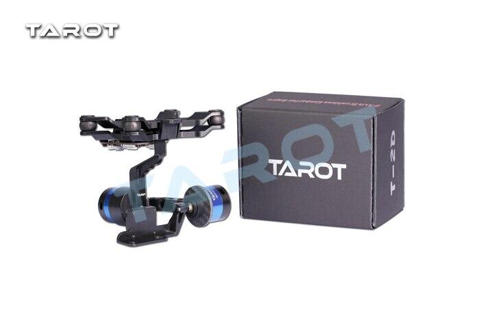 TAROT 2-Axe Brushless Cardan Mont Caméra pour mi ui XIAO Mi yi sport Caméra TL68A15 Cam TITULAIRE Pièces f16168