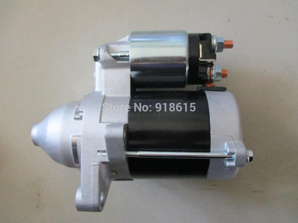 US $70 0  GX630 GX690 STARTER MOTOR DV5E2 42800 6410 12V GASOLINE ENGINE  PARTS REPLACEMENT-in Generator Parts & Accessories from Home Improvement on