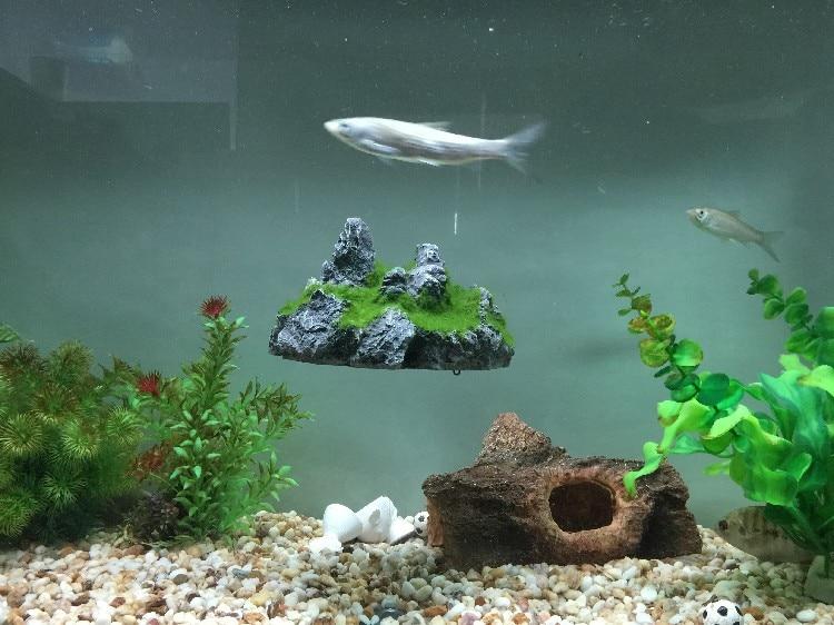 Fish caves for aquarium 1000 aquarium ideas for Fake artificial aquarium fish tank