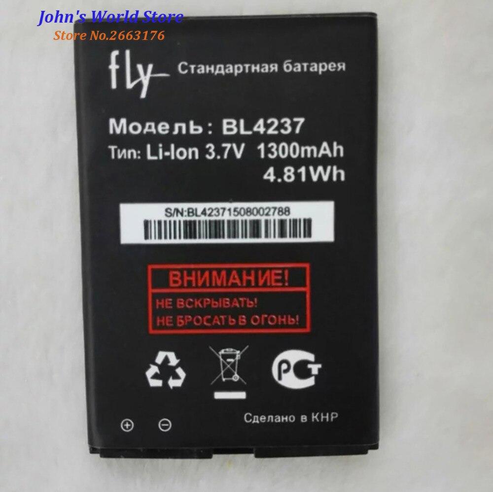2019 High Quality BL4237 Battery For Fly IQ245 IQ246 IQ430 Li-ion 1300mAh Mobile Phone Bateria Batterie Baterij In Stock