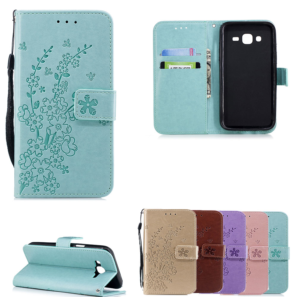 for Samsung Galaxy J510f Case <font><b>2016</b></font> <font><b>510</b></font> J510fn/ds SM-J510fn/ds J510FN SM-J510FN SM-J510h/ds J510 SM-J510 Phone Flip Leather Cover image