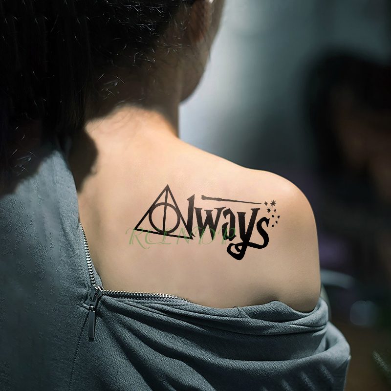 Buy Harry Potter Temporary Tattoos And Get Free Shipping On