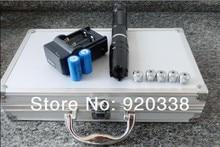 high quality-Wholesale – 50000mw 50w 447nm 450nm high power laser pointers blue light flashlight star laser light cigarette burn