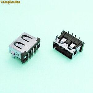 Image 1 - ChengHaoRan MỚI USB Jack Kết Nối USB CỔNG jack ổ cắm Đối Với Samsung NP NC10 NP R610H NP R710 R710 R610H NC10 Máy Tính Xách Tay Sửa Chữa các bộ phận