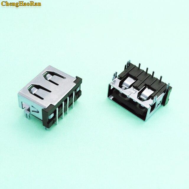 ChengHaoRan NEW USB Jack Connector USB PORT jack socket For Samsung NP NC10 NP R610H NP R710 R710 R610H NC10 Laptop Repair parts