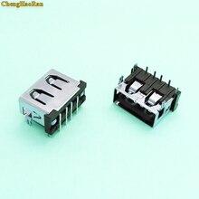 ChengHaoRan חדש USB שקע מחבר USB יציאת שקע שקע לסמסונג NP NC10 NP R610H NP R710 R710 R610H NC10 חלקי תיקון מחשב נייד