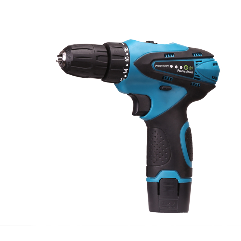 1.5MAH Electric Screwdriver 12V Electric Drill screwdriver Drill cordless Drill battery For Drill + Power Indicator Light (13)