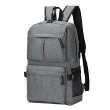 Litthing Laptop Usb Backpack Book Bags For School Backpack Casual Rucksack Daypack Oxford Canvas Capacity Fashion Man Backpack цена в Москве и Питере