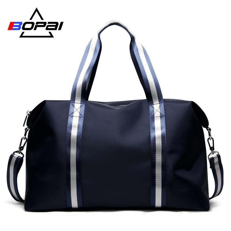 BOPAI Casual Men Travel Baggage Bags Жеңіл Салмағы - Багаж және саяхат сөмкелері - фото 6