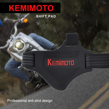 KEMiMOTO Rubber Motorcycle Accessories Gear Shifter Shoe Boots Protector Shift Sock Boot Cover Protective Gear MT07 MT09 TMAX
