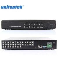 Novo HD 16Ch CCTV DVR Recorder Full D1 Completa 960 H 1080 P HDMI Output HVR NVR DVR 3 Em Um Telefone Móvel & Vista De Rede Gravador DVR|16ch cctv dvr|nvr dvr|cctv dvr -