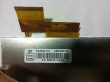Original 4.3 polegadas ZJ043NA 01D tela LCD + de TELA de TOQUE