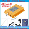 Full Set GSM 1800 4G LTE 1800 Repeater 60dB GSM 4G DCS 1800 Cellular amplifier Mobile Signal Booster DCS 1800mhz
