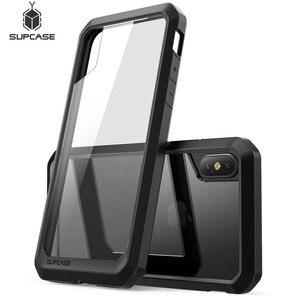Image 2 - SUPCASE Für iphone X XS 5,8 zoll Abdeckung Einhorn Käfer UB Serie Premium Hybrid Protective Case Für iPhone X xs