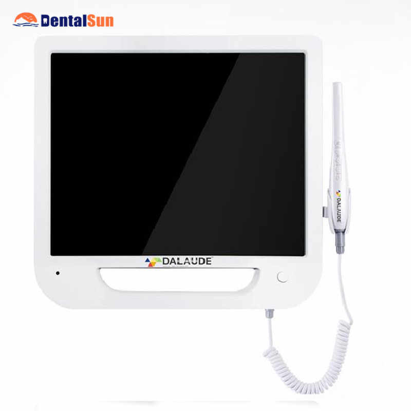 Cámara Intraoral Dental con luz fría LED y cámara Intraoral integrada