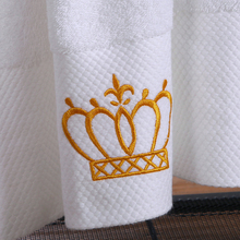 Luxury Embroidery Large Beach Towel