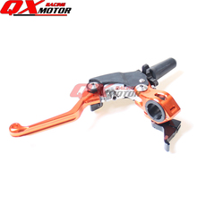 3 or 4 direction CNC Pivot Foldable Clutch Lever For KTM EXC EXCR XCW XCRW XC SX SXR SXF XCF 250 300 350 400 450 500 505 525 530 цена и фото