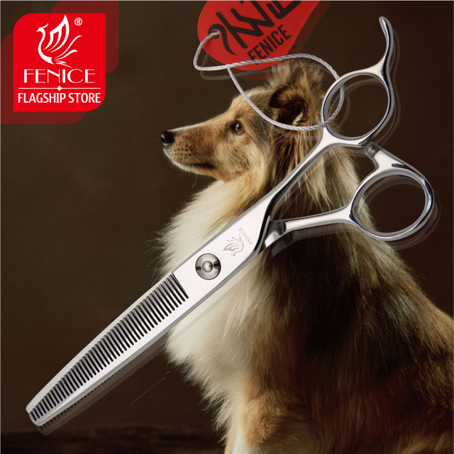 Professional JP440c Thinning rate about 30% 6.5 7.0 inch High-end Pet dog grooming thinning shears scissors