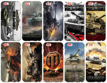 World of Tanks чехол для iphone X 5 5S SE 5C 6 6 S 7 8 Plus для iPod Touch 5, 6 для samsung S3 S4 S5 S6 S7 края Примечание 3 4 5 Чехол