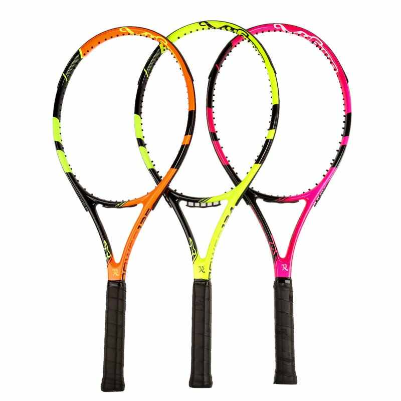 USA Shipping High Quality Outdoor Tennis Racket Custom Tennis Racket High Rigidity Carbon Tennis Racket NEW