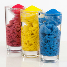 Фотография 220g/Bottle Kinetic and Magic Sand Plasticine Dynamic Indoor Magic Play Never Wet Sands  Mars Space Sands Color Clay For Kids