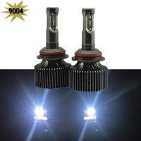 1 Set 8000LM 80W 9004 Led Headlight Hi Lo 12V 24V Car Auto LED Bulbs 9004