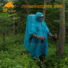 3F UL Gear Hiking Poncho 3 in 1 Raincoat Ultralight Tarp Rain Jacket 3