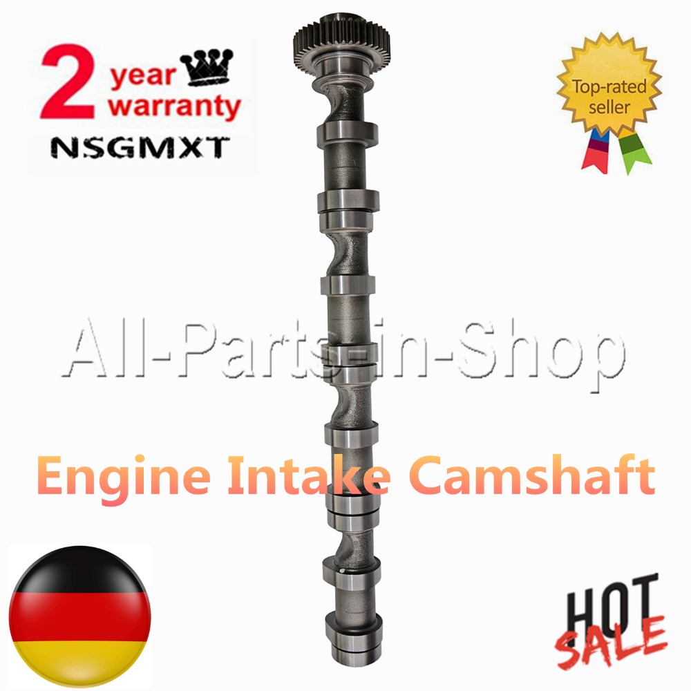 Engine Intake Inlet Camshaft For VW Volkswagen Beetle, Caddy, Eos, Golf, Jetta, Passat 1.6 2.0 TDi , 03L 109 021 E, 03L109021E
