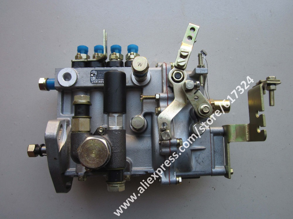 Jiangdong Engine JDM series for China Yituo tractor 50hp series, the high pressure fuel pump assembly jiangdong jd495t ty4102 engine for tractor like luzhong series the high pressure fuel pump x4bq85y041