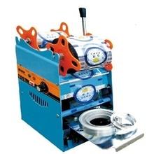 Высококачественная ручная машина для запечатывания стаканчиков, герметик для стаканов, диаметр чашки 6,5 см, 7 см, 9 см